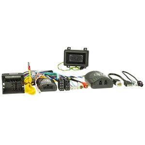 Lenkradfernbedienungsadapter + Warntöne Interface...
