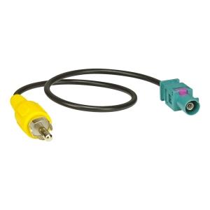 Fakra (M) Antennenadapter Stecker auf Cinch RCA (M)...