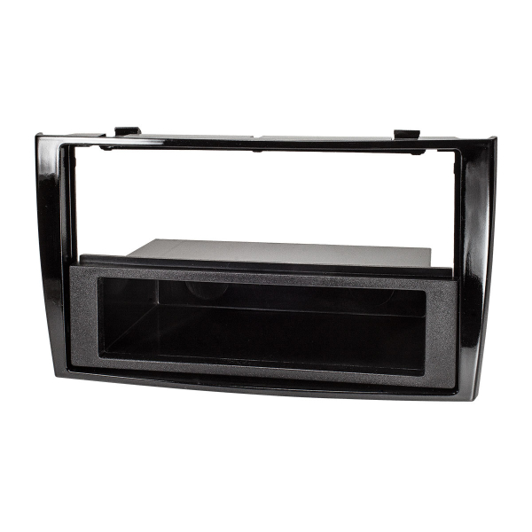 Radioblende kompatibel mit Peugeot 308 308CC RCZ Piano Lack schwarz
